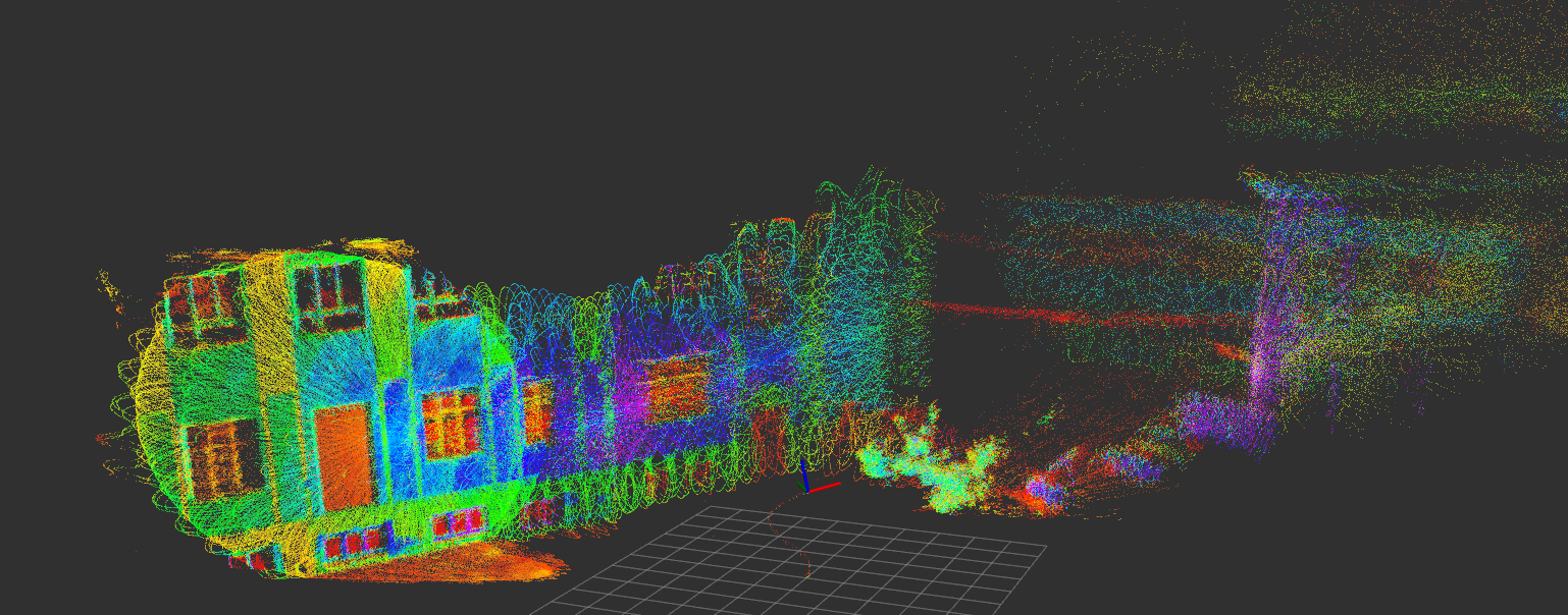 Making a 3D mapping prototype with ROS