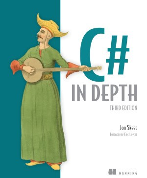 C# in Depth Cover