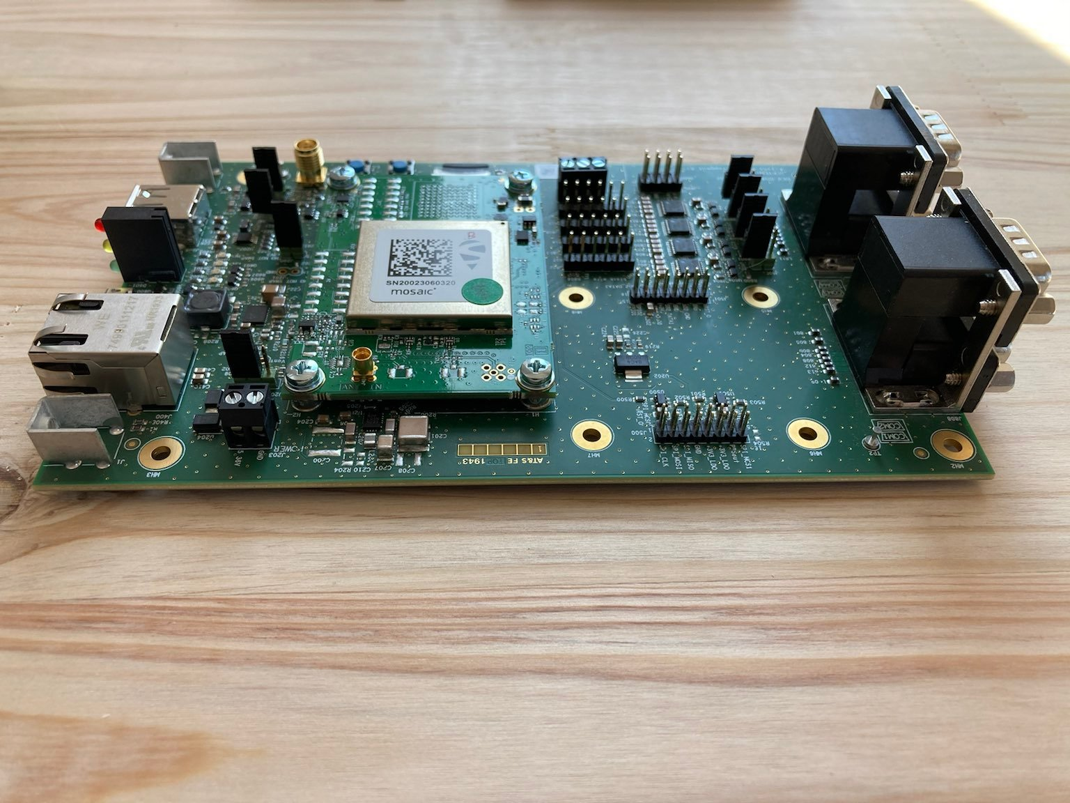 Plug&Play RTK with Septentrio mosaic-X5 Dev Kit